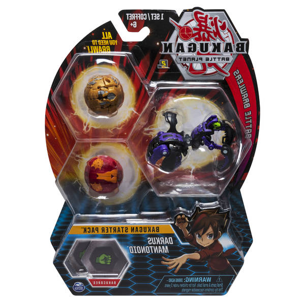 Bakugan darkus | Complete Test